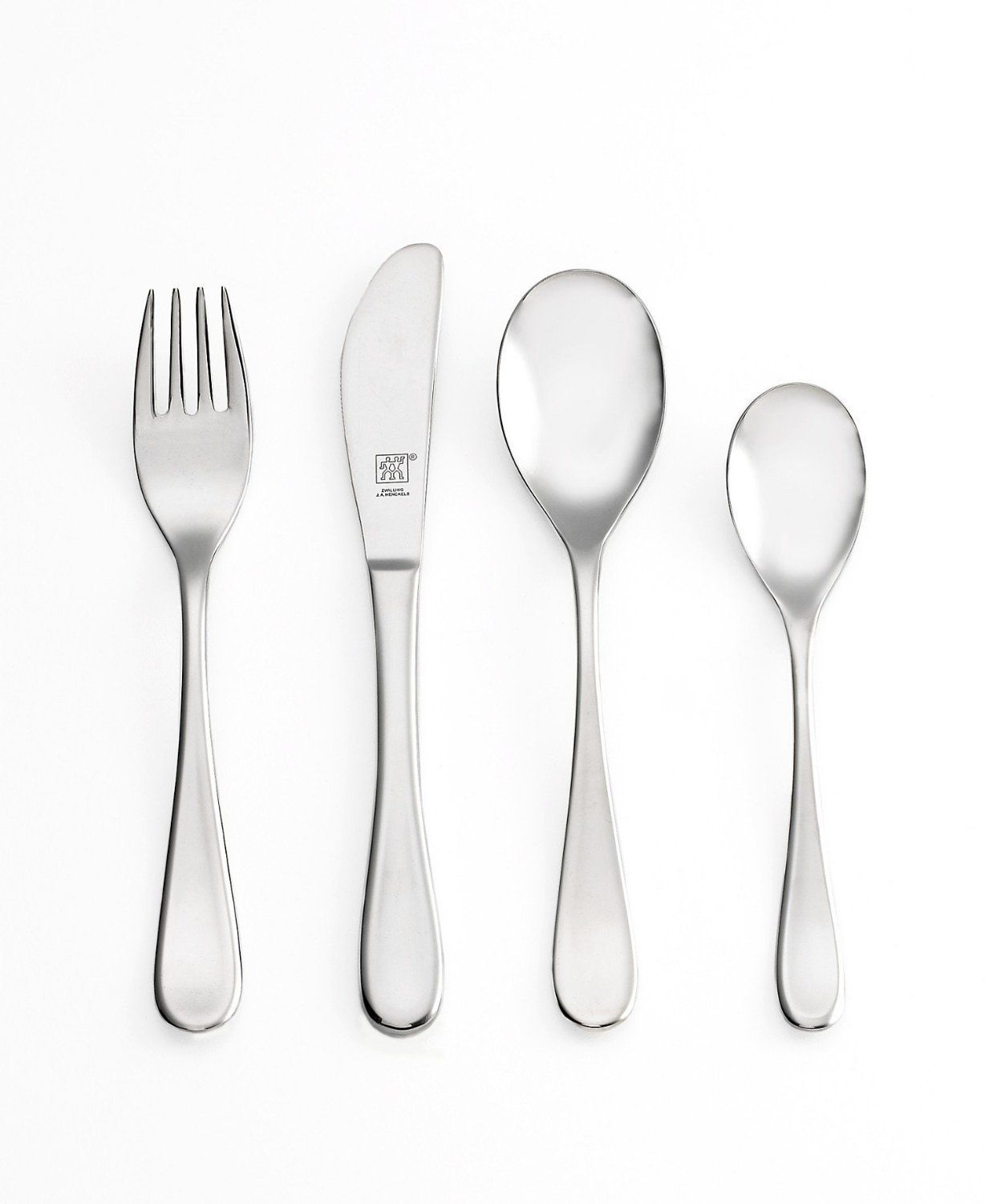 How To Setup An Ultra Minimalist Kitchen Cutlery For Each Person You Could Get By With A Set Of Chopsticks And A Spoo Kids Flatware Flatware Set Flatware