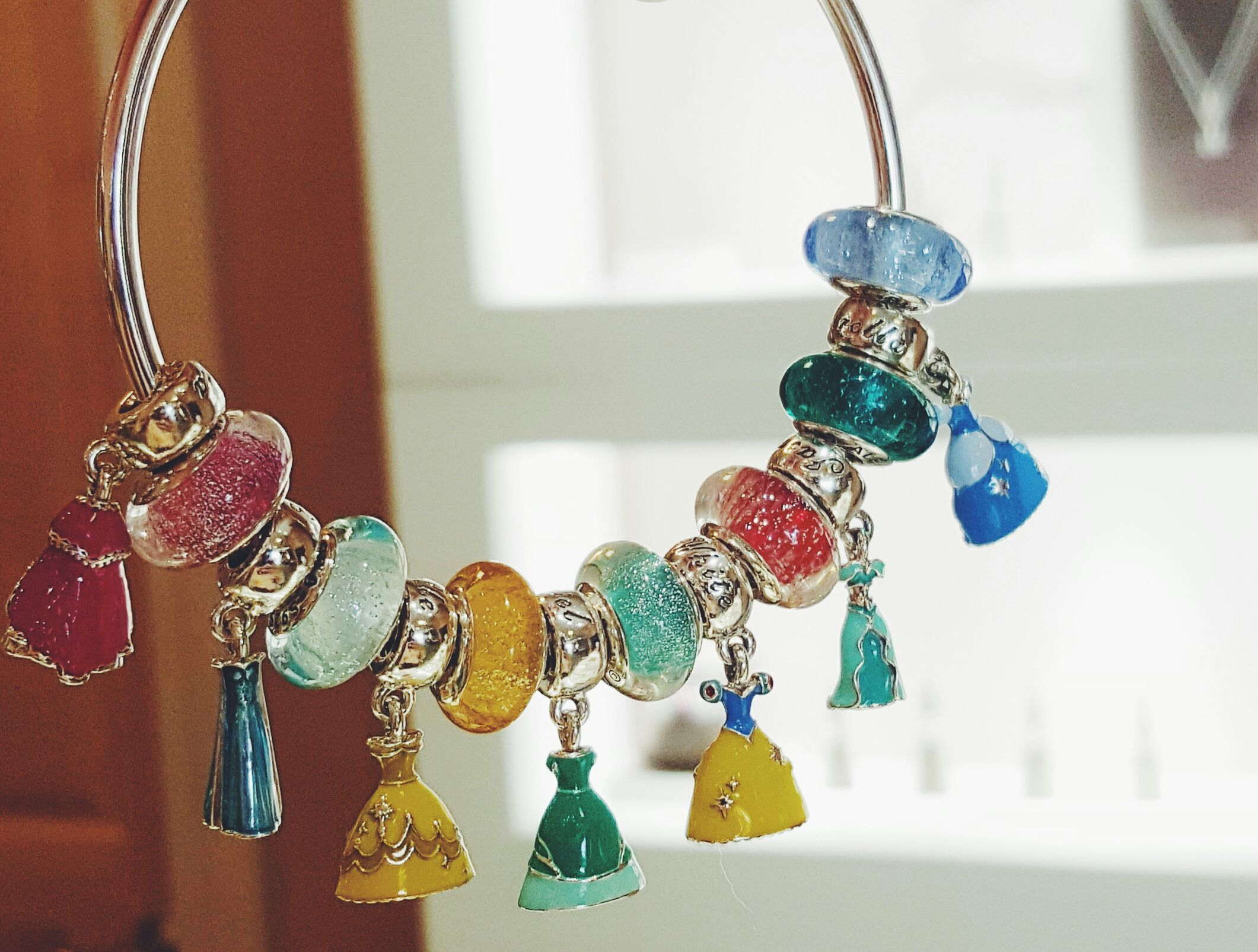 Disney Princesses at Bichsel Jewelry <3
