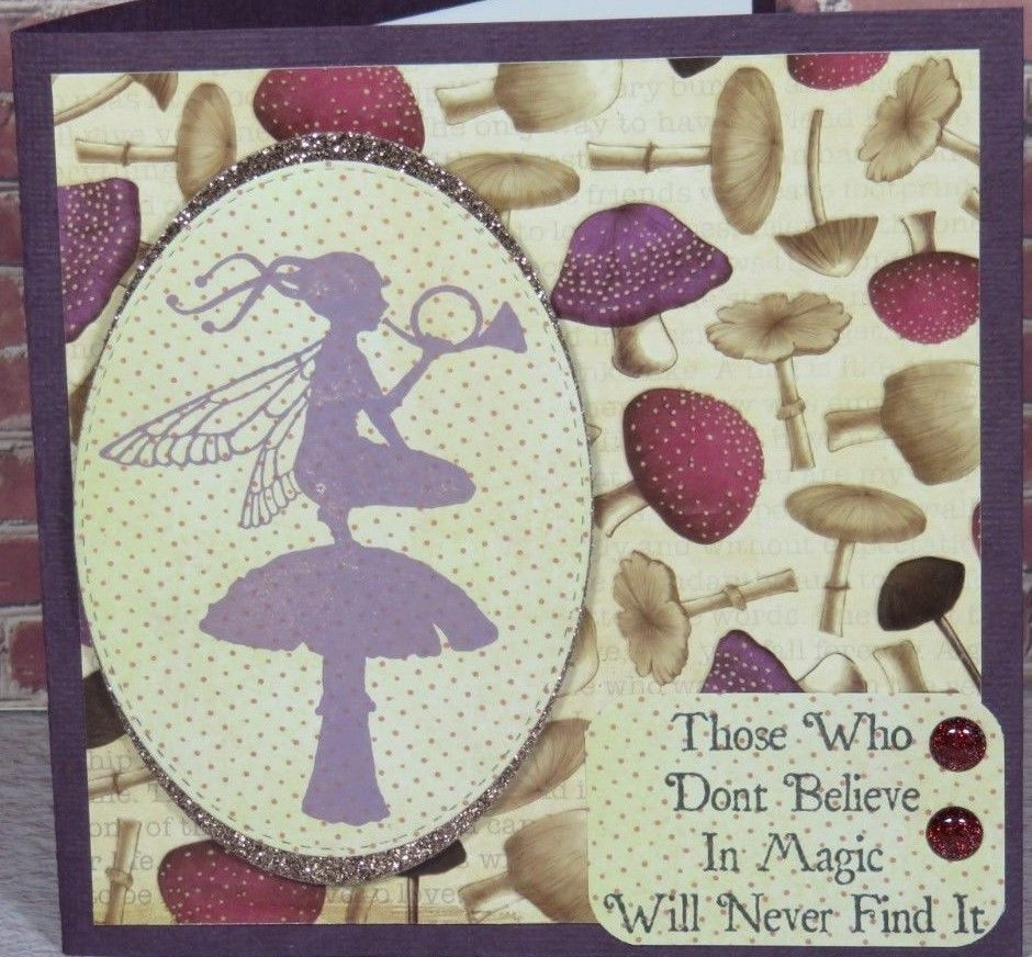 Details about handmade greeting card gift friend any occassion details about handmade greeting card gift friend any occassion birthday magic fairy kristyandbryce Images