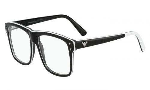 e6da5e0eec9b Emporio Armani Plastic 9866 Designer Prescription Glasses