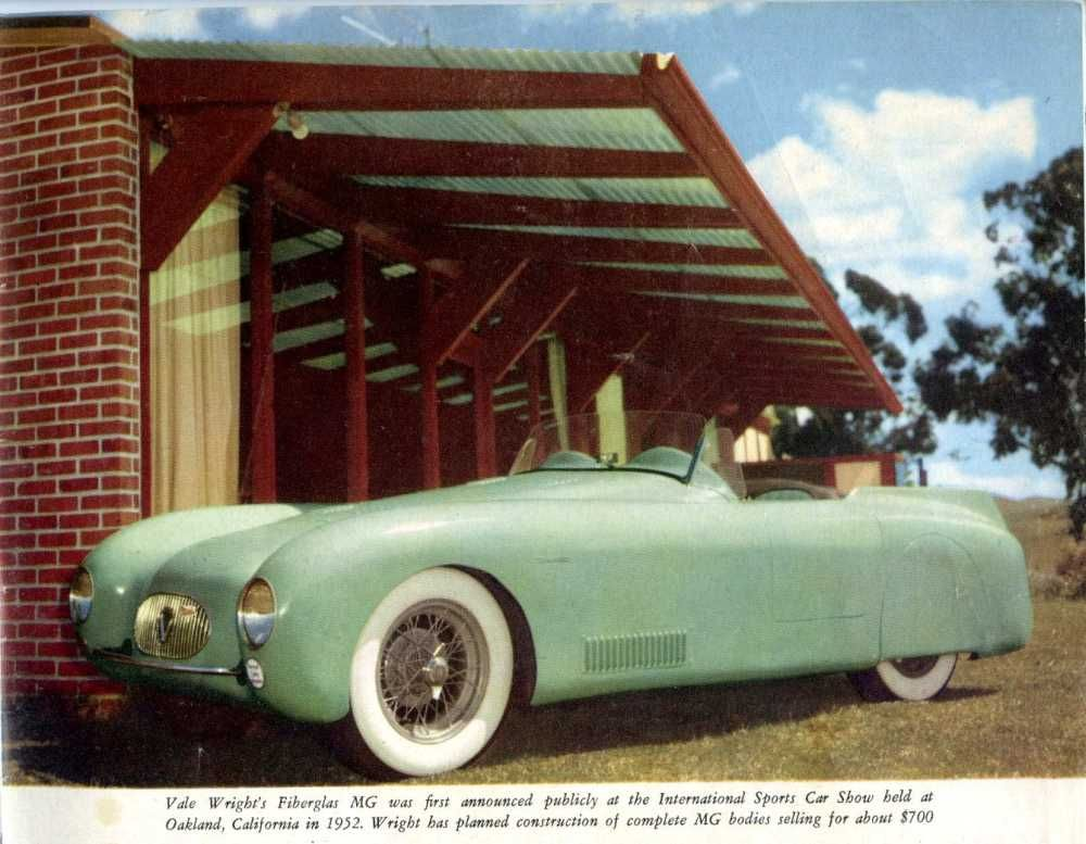 1960 LeMans Coupe by Strother MacMinn Cool sports cars