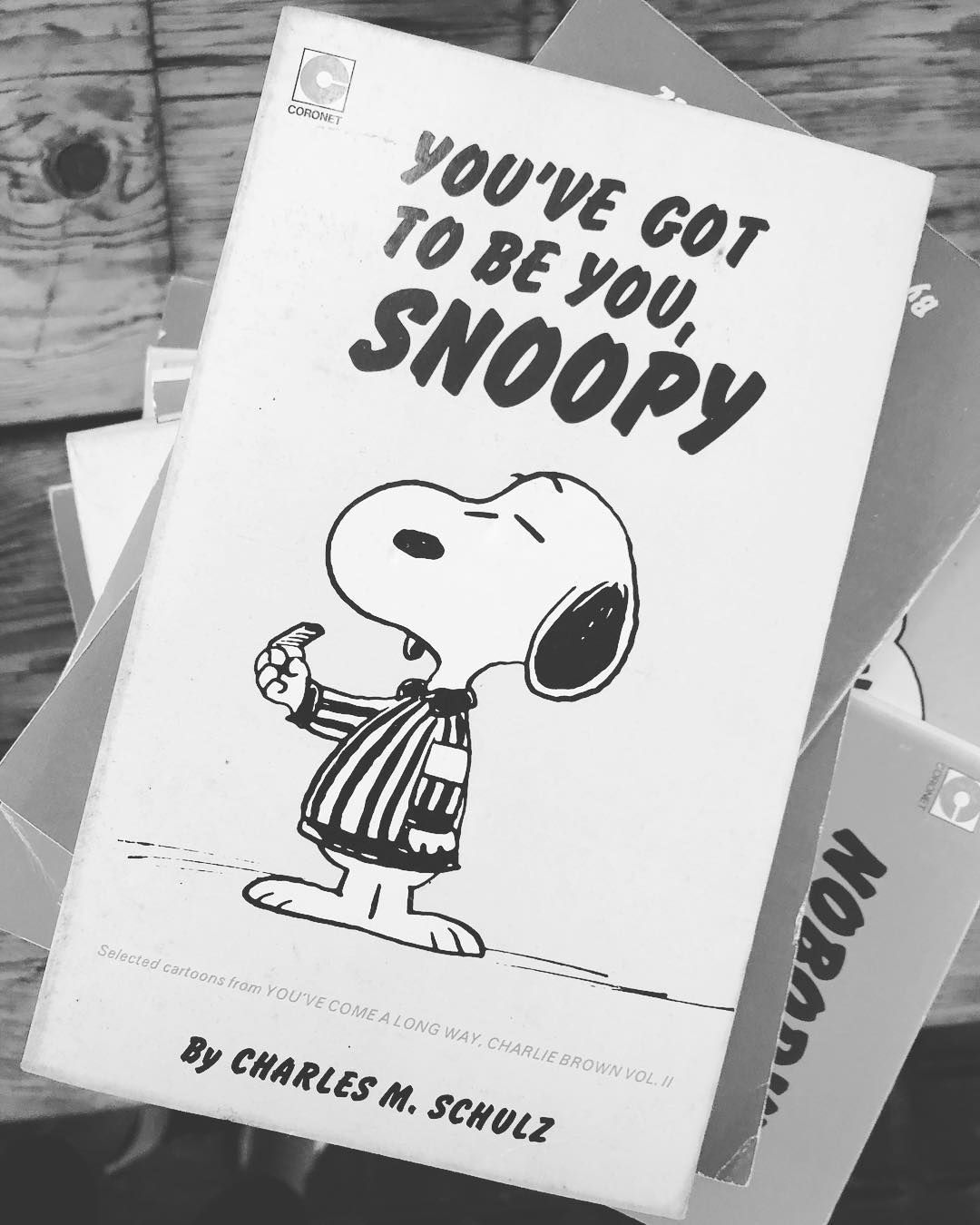 Wise words    #snoopy #peanuts #eggshop #christmas #books