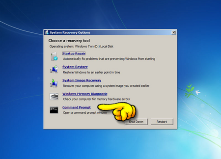 How To Fix Windows 7 When It Fails To Boot With Images System