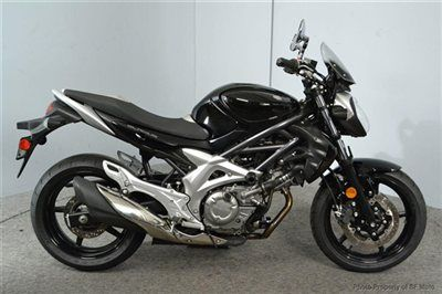 2009 Suzuki SFV650 Gladius Motorcycle   San Francisco, California ...