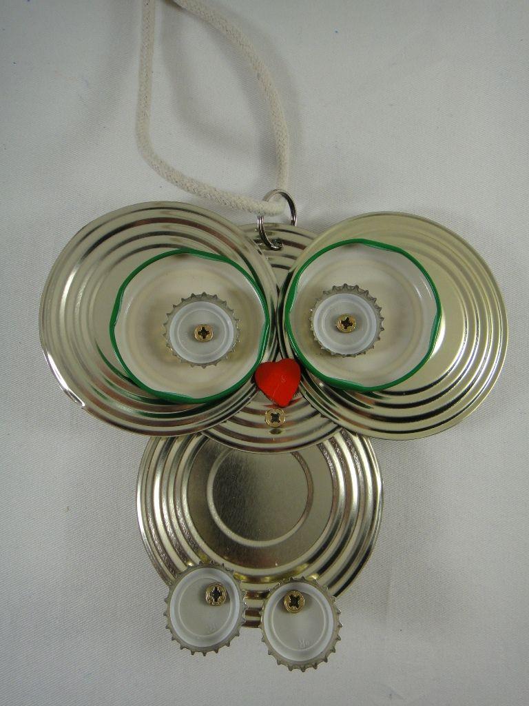 Photo of DIY Dosendeckeleule