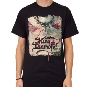 OFFICIAL ~ KING DIAMOND House of God t-shirt | Metal Blade