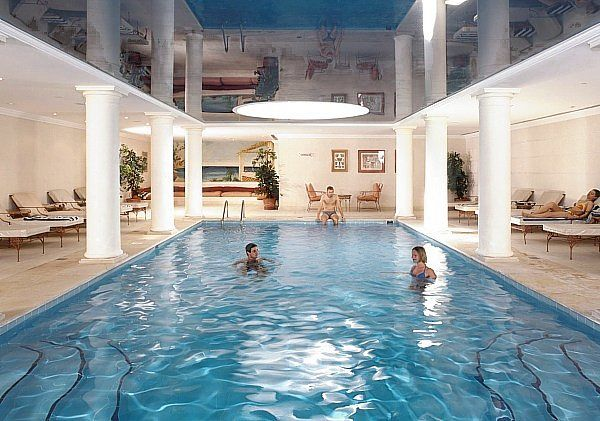 indoor swimming pool design ideas for your home - Indoor House Pools