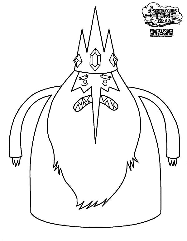 Pin By Margot Hornos On Disney Adventure Time Coloring Pages Ice King Adventure Time Adventure Time Drawings