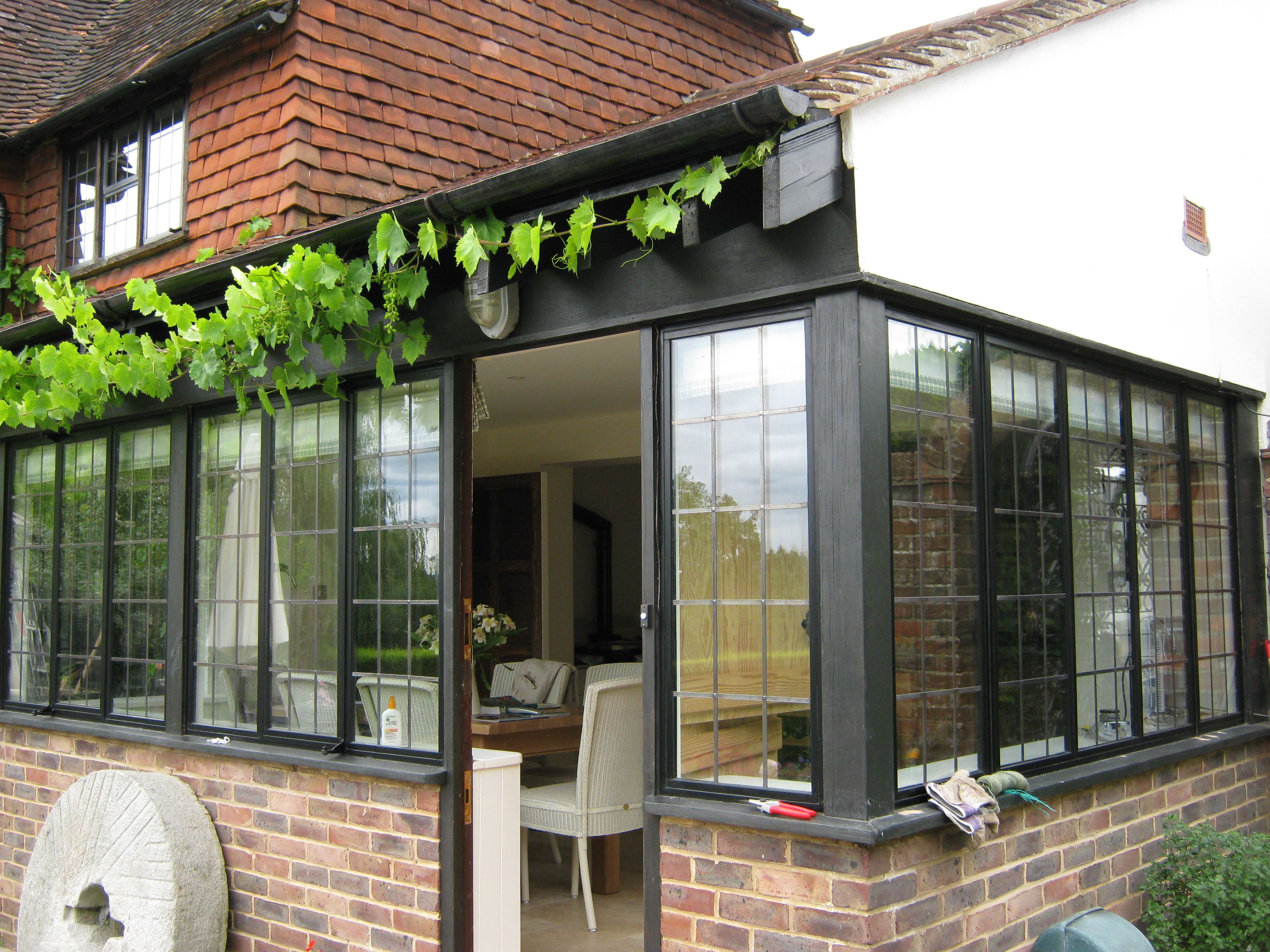 Making a statement using Crittall Steel Windows and doors & Making a statement using Crittall Steel Windows and doors | Decor ... pezcame.com