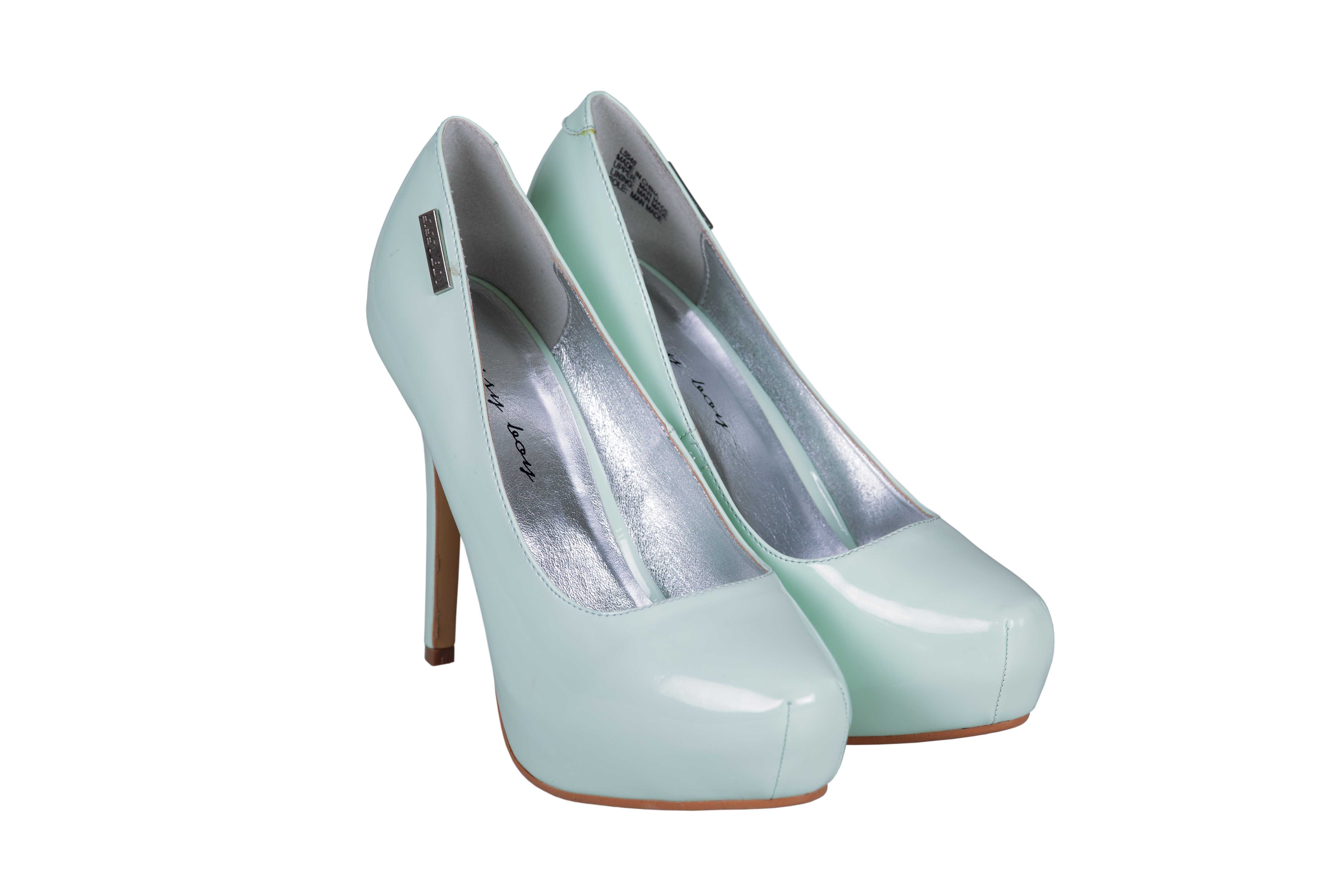 Sissy Boy Heels - perfect with a pair of pink pastel pants or that oh so  fab turquoise dress from Edgars!