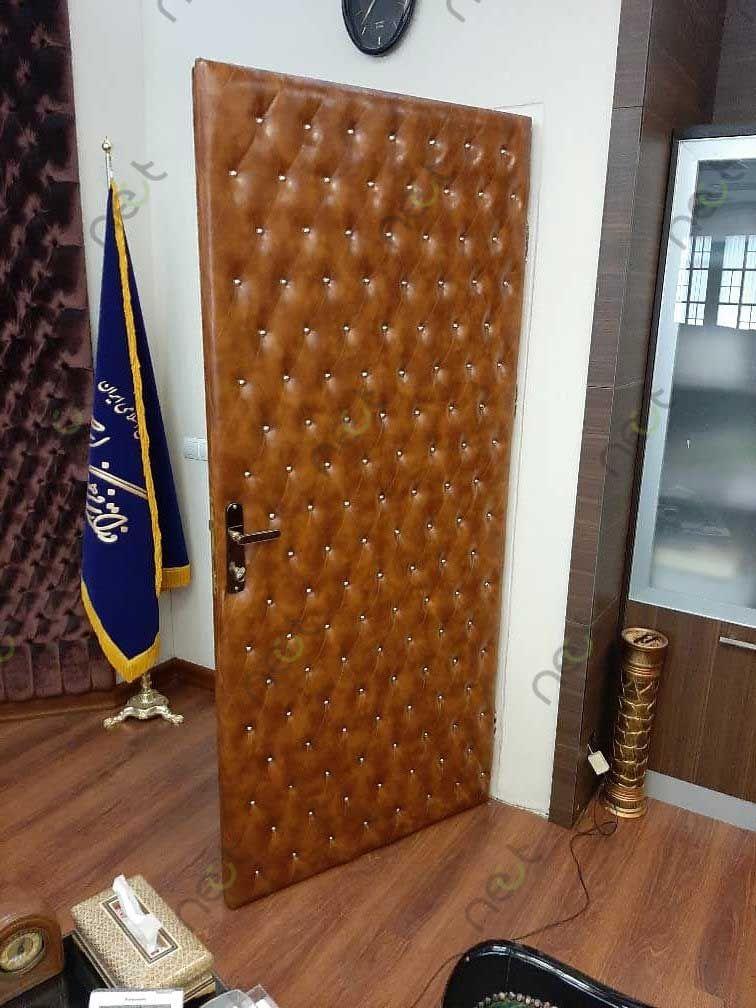درب اتاق جلسات آکوستیک چرمی In 2021 Decor Interior Decorating Interior