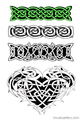 motif tatouage celtique (5) … | projets à essayer | celti…