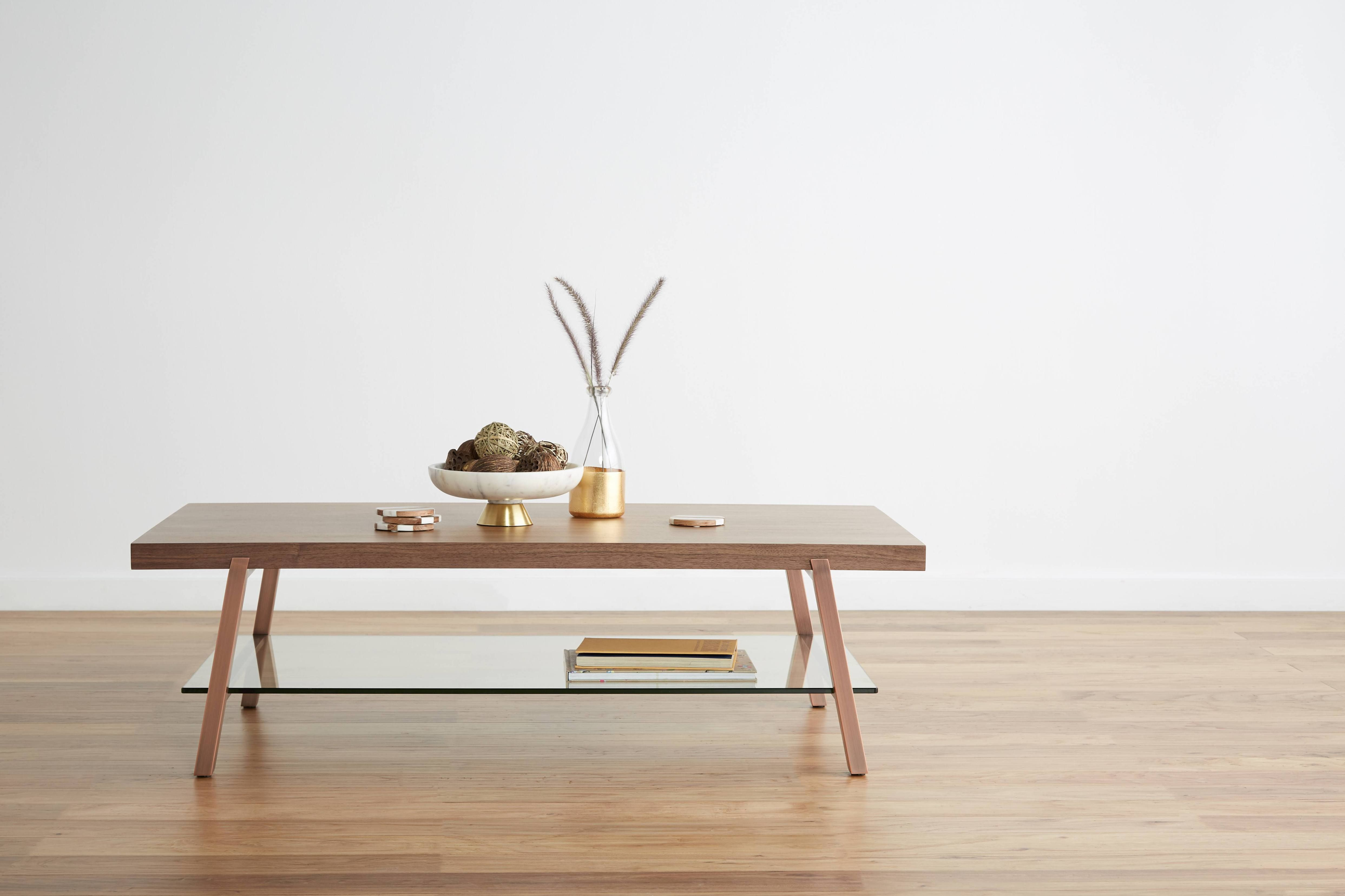 How To Decorate Your Coffee Table 4 Style Tips Mid Century