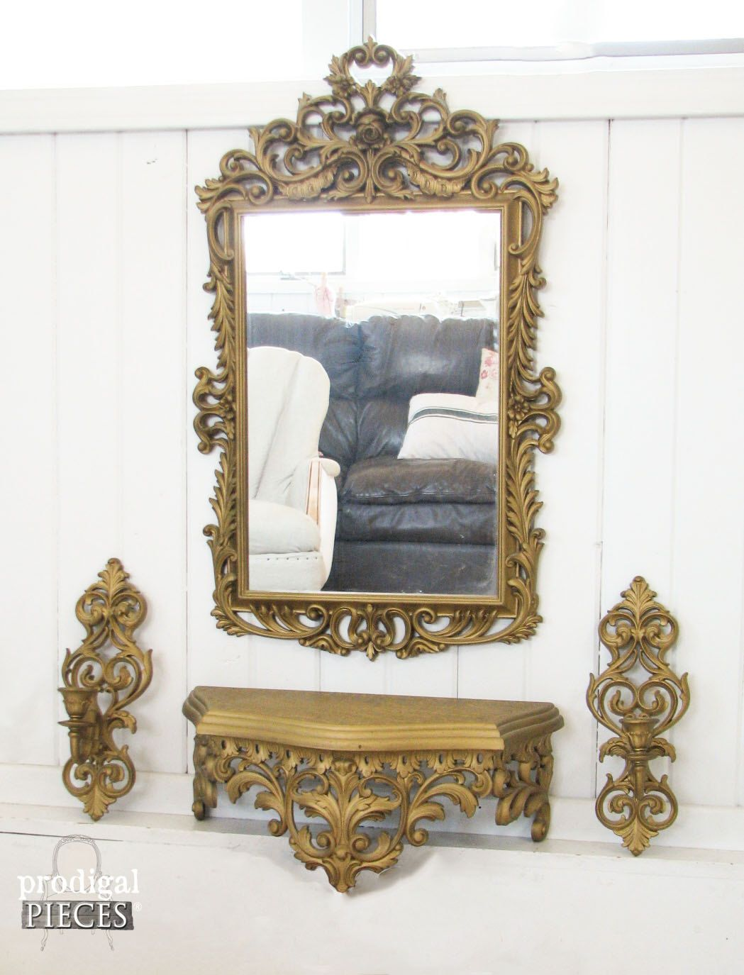 Antique Framed Mirror For Sale 32 X23 Distressed White Ornate Baroque Framed Mirror Shabby Chic Nursery Antique Wall Mirror Framed Mirrors Shabby Chic Mirror Frame Shabby Chic Mirror Framed Mirror Wall [ 2510 x 1959 Pixel ]