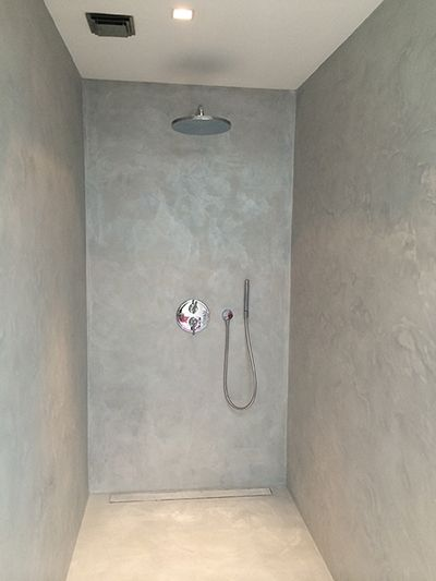 Afbeeldingsresultaat Voor Beton Cire Badkamer   Badkamer   Pinterest
