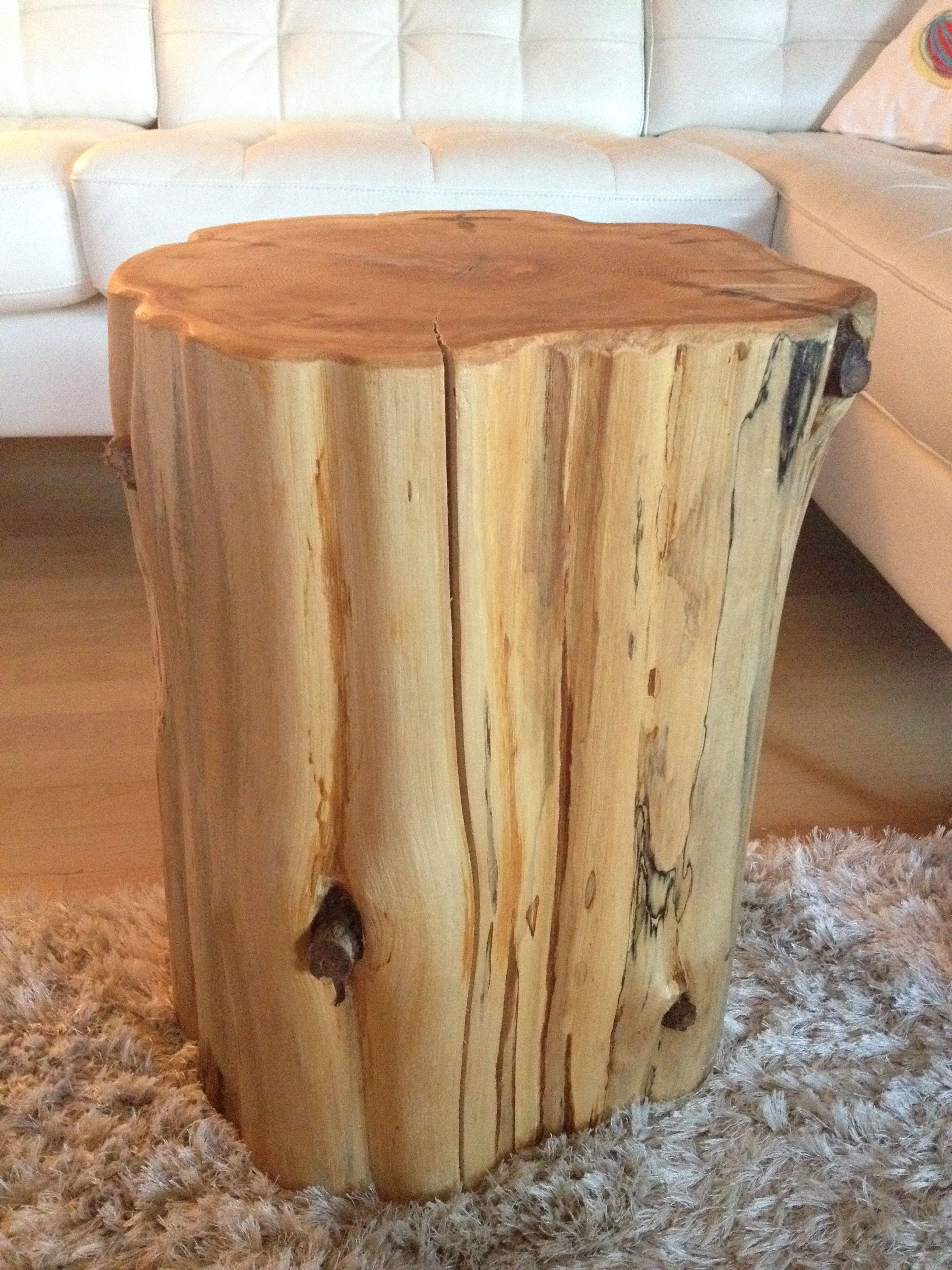 Pin On Tree Stump Tables Stump Side Tables Root Coffee