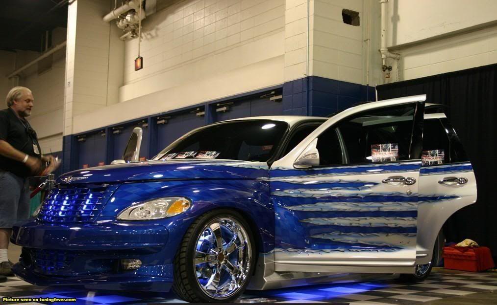 New Paint Job Pt Cruiser Forum With Images Chrysler Pt
