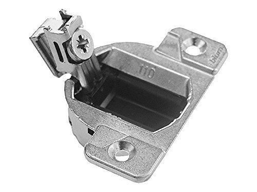 Blum 33 3600 Compact 33 Screw On 110 Degree Opening Face Frame Hinge Zinc Die Cast Pack Of 10 Face Frame Cabinets Face Framing Self Closing Hinges