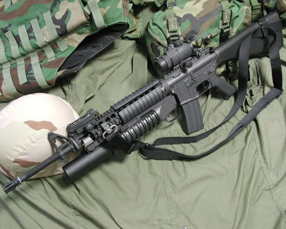 Pin by RAE Industries on speed loaders and magazies | M16 ... M16a4 M203