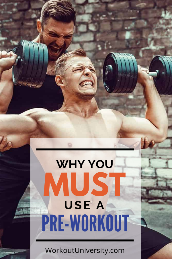 In Depth Pre Workout Guide And A List Of 10 Best Pre Workout Supplements Based On The Re Best Pre Workout Supplement Workout Supplements Pre Workout Supplement