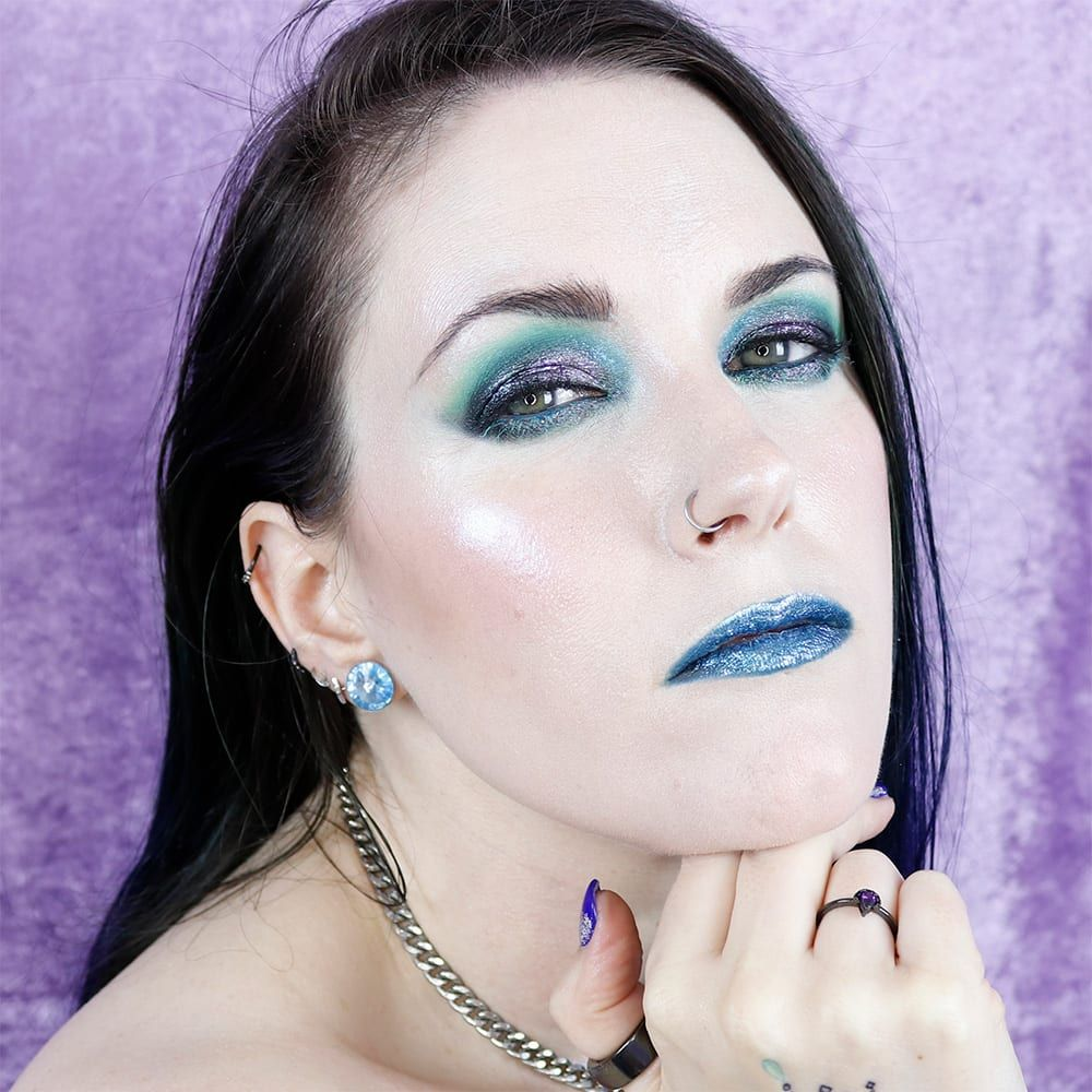 Sydney Grace Co Alexandrite Multichrome Look in 2020 (With