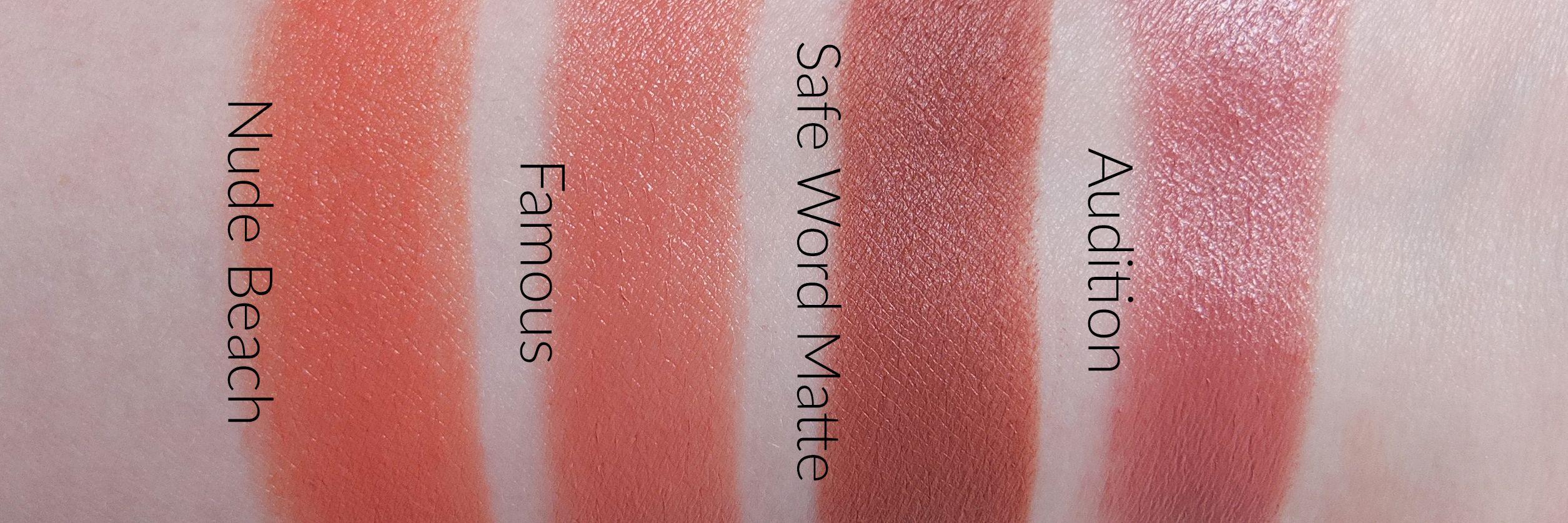 Be Legendary Matte Lipstick Palette by Smashbox #9