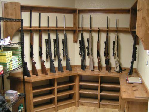Gun Rooms Gun Room 1 Gun Room 2 Gun Room 3 Gun Room 4