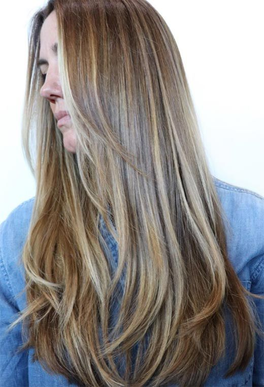 30+ 67 Trendy Long Layered Haircuts & Hairstyles for Every Taste   Glowsly