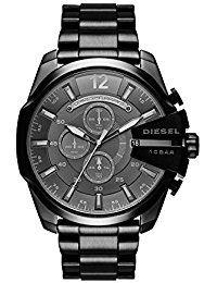 94991fdfd06a Diesel Mega Chief - Reloj de pulsera Reloj de caballero  Diesel  trindu