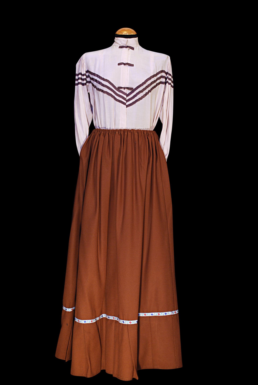 Vestidos mujer 1900