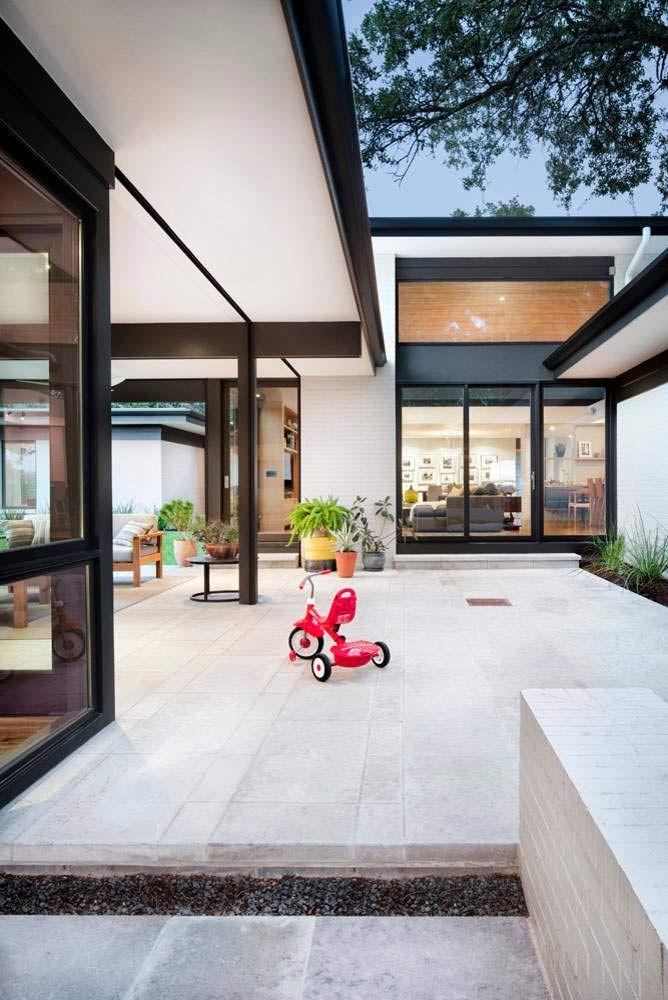 Three courts residence by allison burke interior design