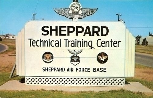 Wichita Falls Tx Air Force Bases Sheppard Air Force Base Wichita Falls