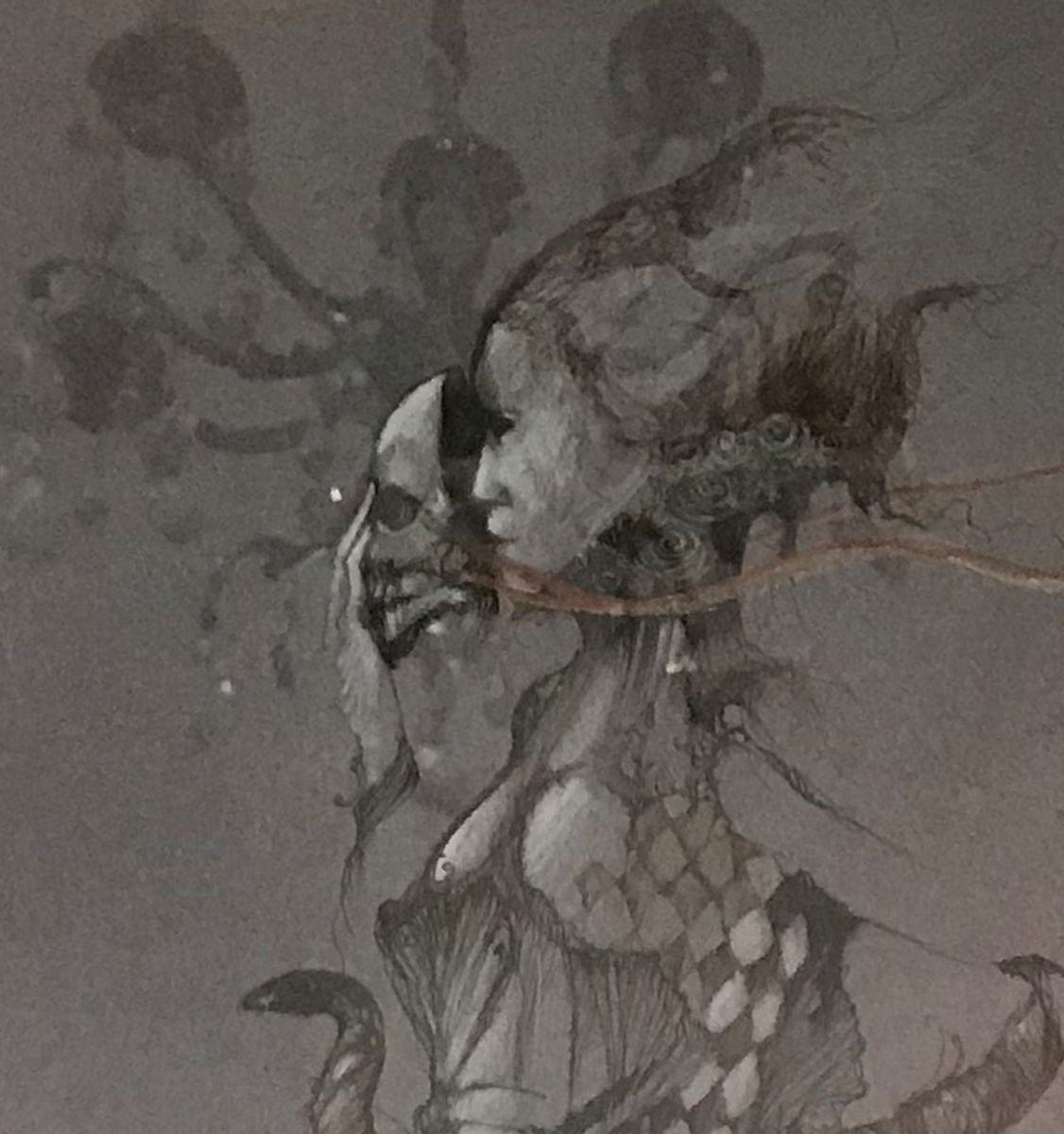 Pin by loyd hutton on 843 anne bachelier humanoid