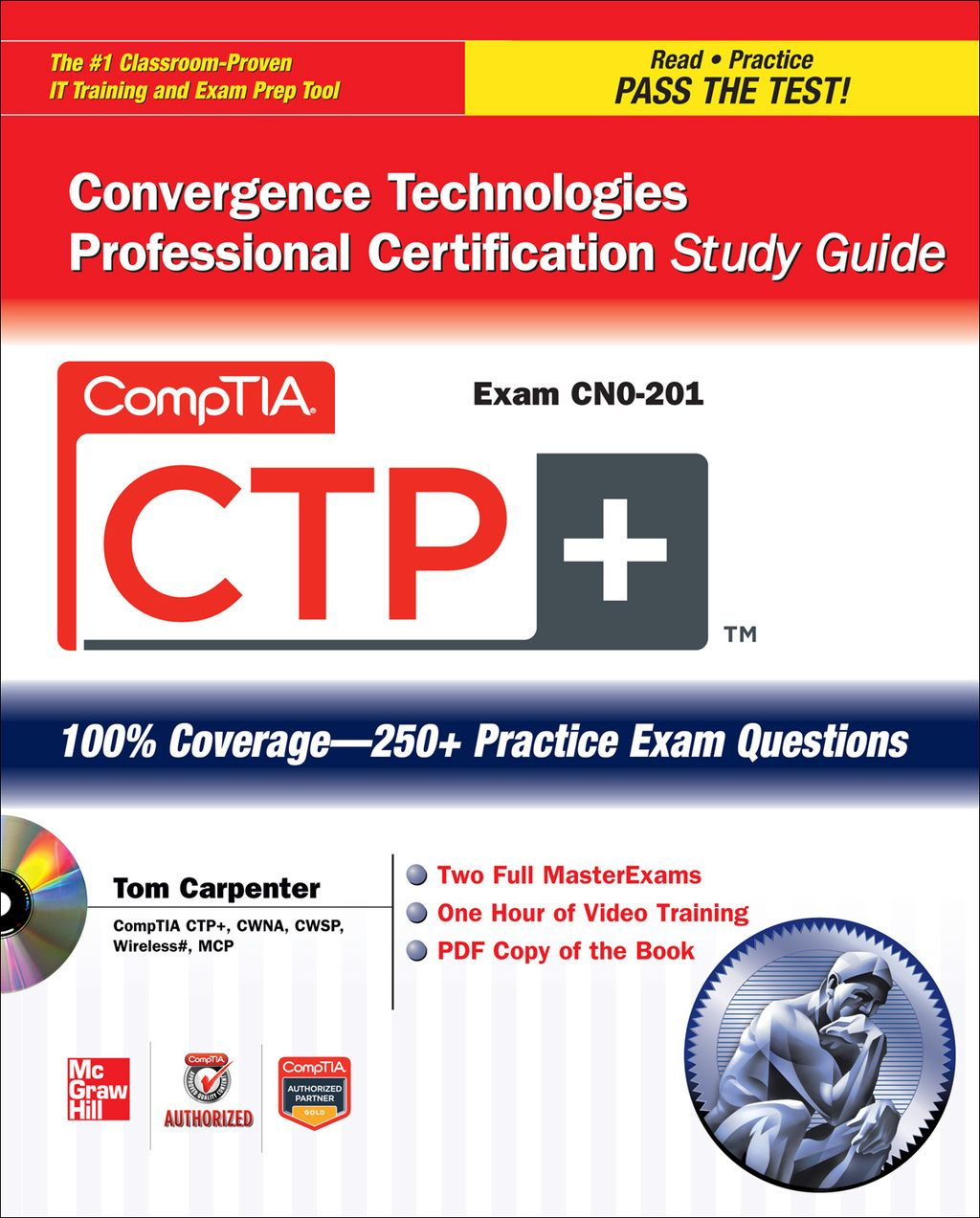 Comptia Cloud Certification Study Guide Comptia Ctp Convergence Technologies Professional Certification