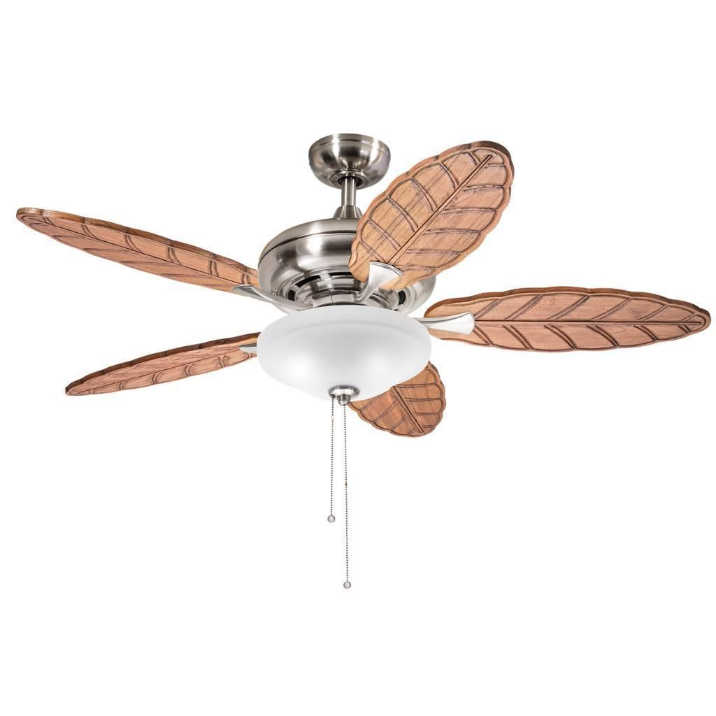 Kichler Lighting Casual Brushed Nickel 52 Inch Ceiling Fan