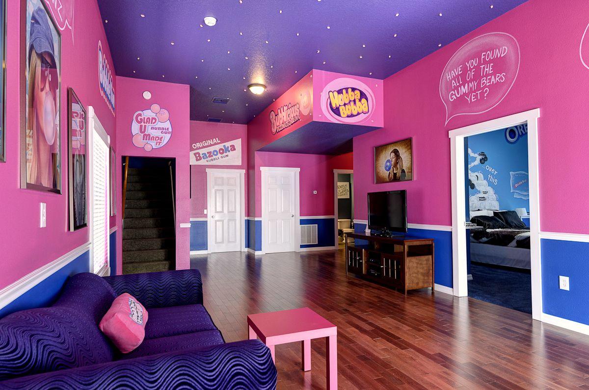 Love the colors | ◇ Dream home◇ | Pinterest | Bubble gum, Dream ...