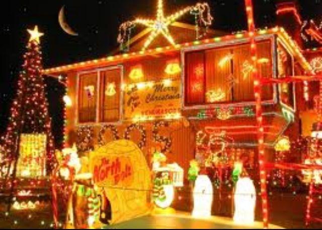 Christmas is HERE!! ) Christmas Lights D Pinterest Christmas