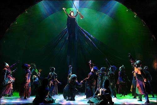 Wicked - the book AND the musical!