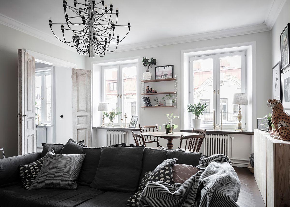 Deco Noir Et Blanc déco en noir et blanc - blog déco | gallery wall, wall, home