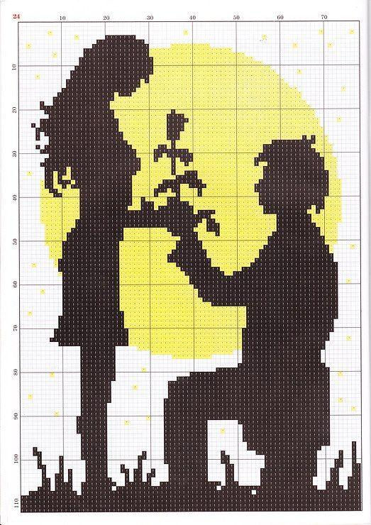 Todo para Crear ... : diseños de punto cruz