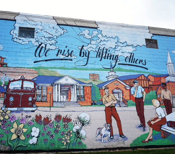 Wall Murals Of Greenville Sc The Eclectic Voyager Street Mural Mural Instagram Wall
