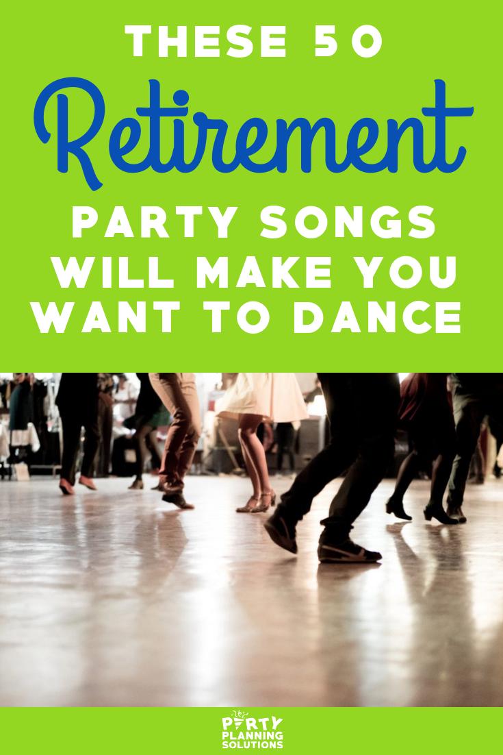 Photo of Diese 50 Retirement Party Songs werden Sie zum Tanzen bringen
