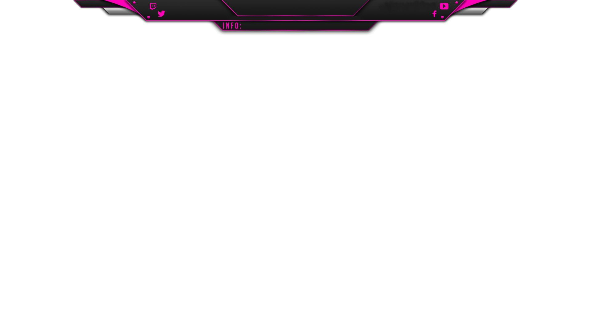 twitch layout template.html
