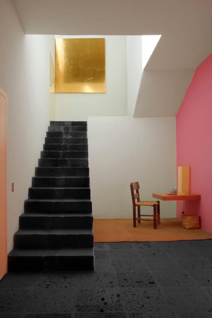 Cl sicos de arquitectura casa estudio luis barrag n for Casa estudio arquitectura