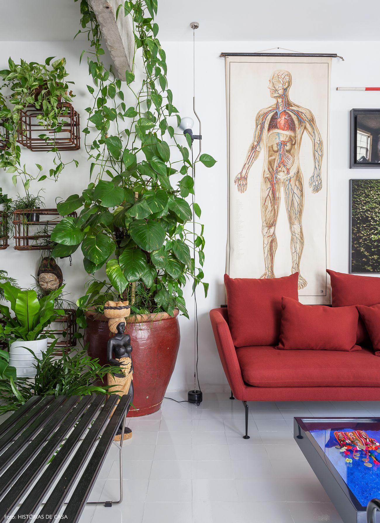 Tudo O Que Importa Sofa Vermelho Sala De Estar E Sof  -> Papel De Parede Para Sala Com Sofa Vermelho