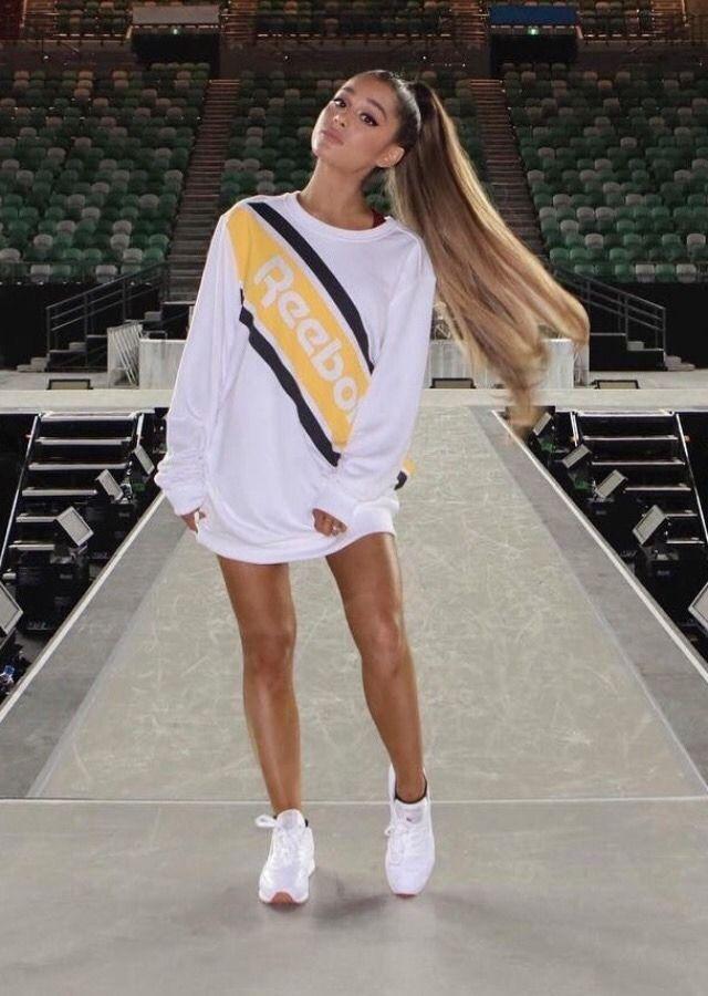 Ariana Grande Fashion Style Ariana Grande Pinterest Chronique Femmes Et Mode