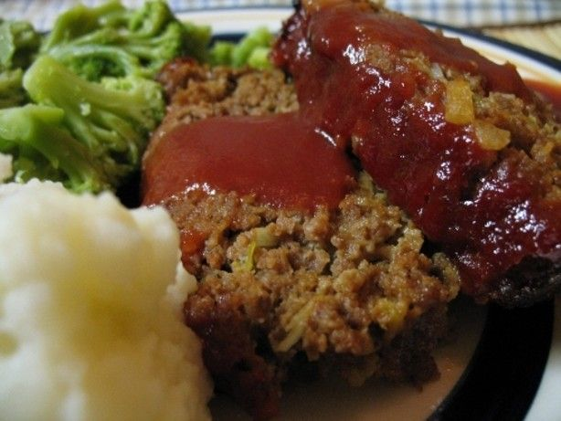 Yes, Virginia There Is A Great Meatloaf Recipe - Food.com