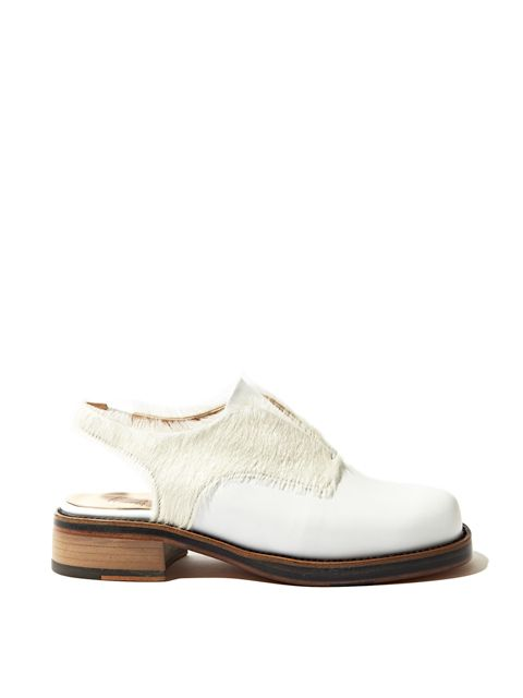 Kult Domini Women's Leather Summer Brogue