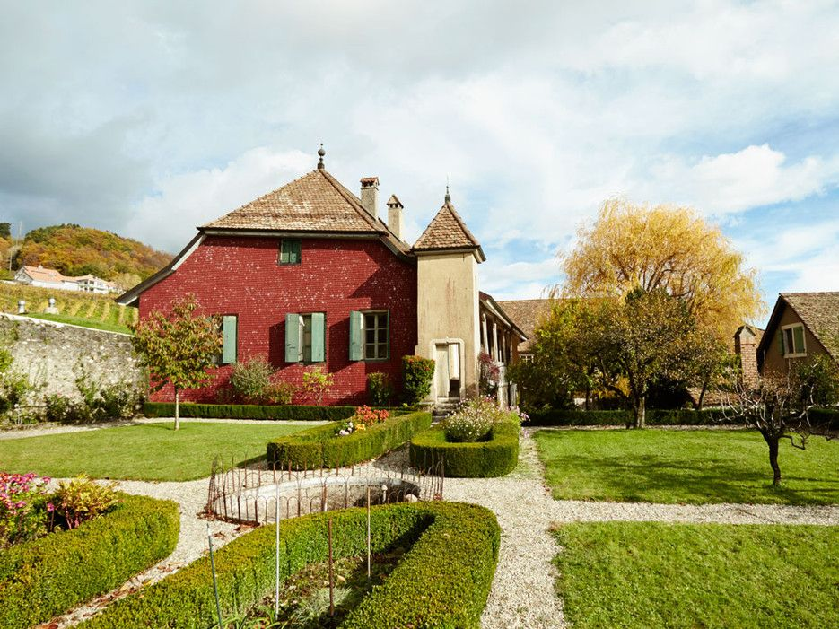 Switzerland's Hidden Wineries