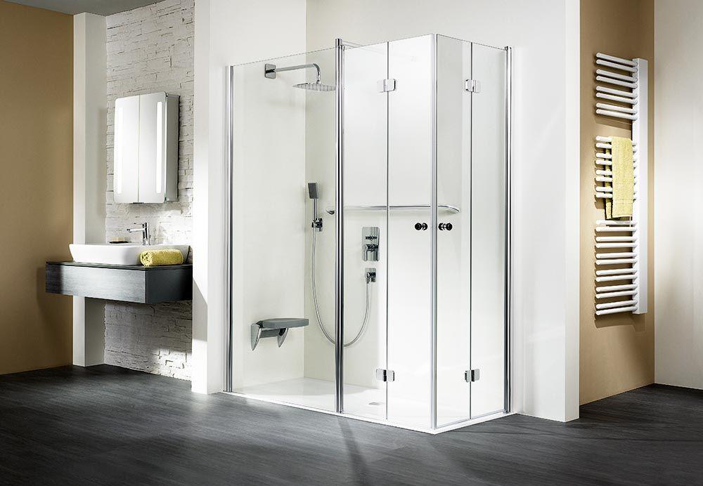 Duschkabine Falttür Vorteile & Beispiele auf einen Blick